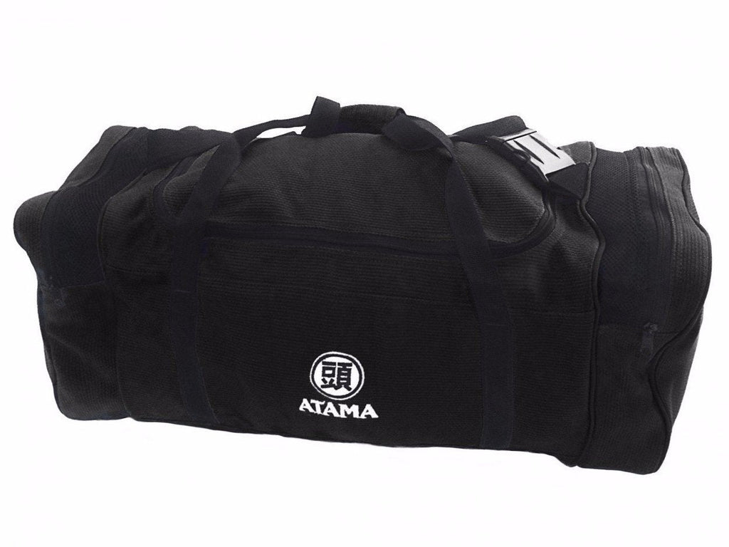 BLACK ATAMA GI GEAR BAG