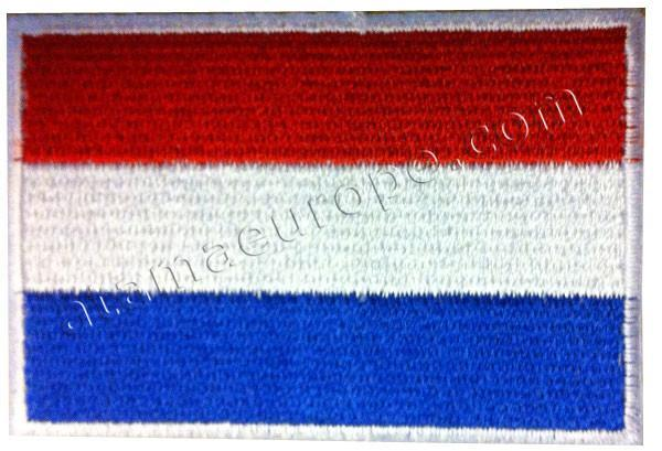 HOLLAND FLAG PATCH