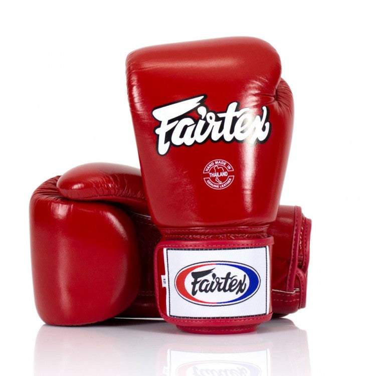 BGV1 Fairtex Red Universal Gloves Red