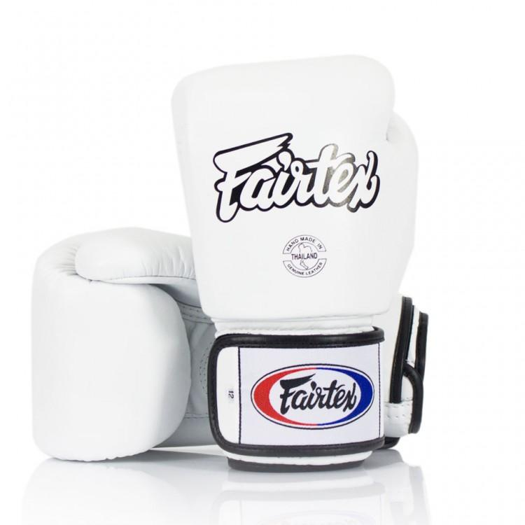 BGV1 Fairtex Universal Gloves White
