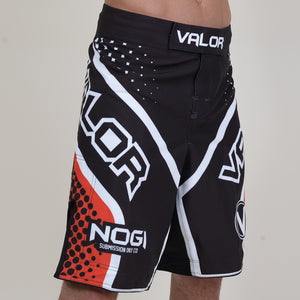 VALOR Triumph NO GI Shorts Red