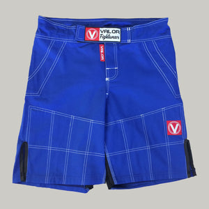 Valor Hybrid GI Trouser Material Shorts Blue