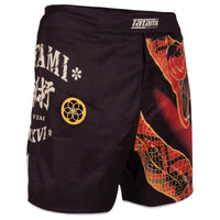 Duelling Snakes Shorts