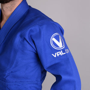 Valor Shori 450 Judo Suit Blue