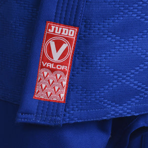 Valor Sento 750 Judo Suit Blue