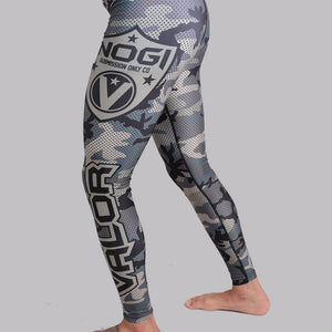 Valor Liquid Camo Spats Jungle