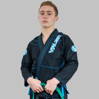 Kids Valor VLR Superlight BJJ GI Black