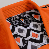 Valor Prime 2.0 Premium Lightweight BJJ GI Orange