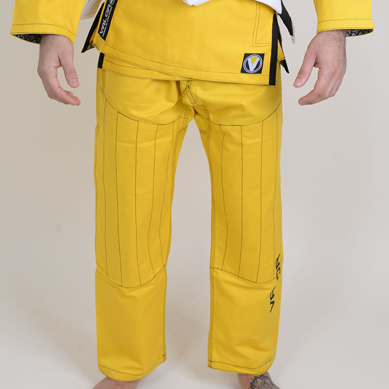 Valor Prime 2.0 Premium Lightweight BJJ GI Yellow