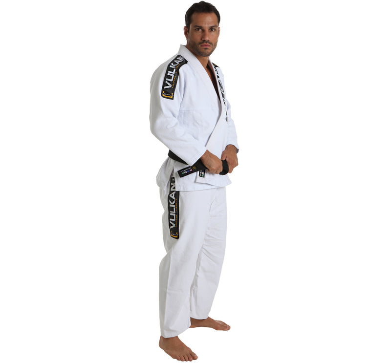 Vulkan ULTRA Light BJJ GI White 2018