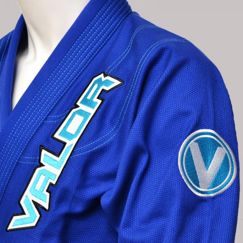 Valor VLR Superlight BJJ GI Blue