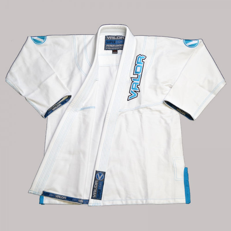 Valor VLR Superlight BJJ GI White