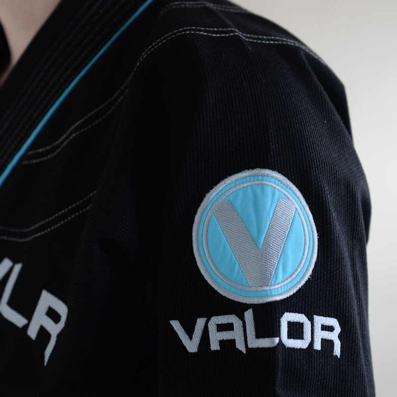 Ladies Valor VLR Superlight BJJ GI Black