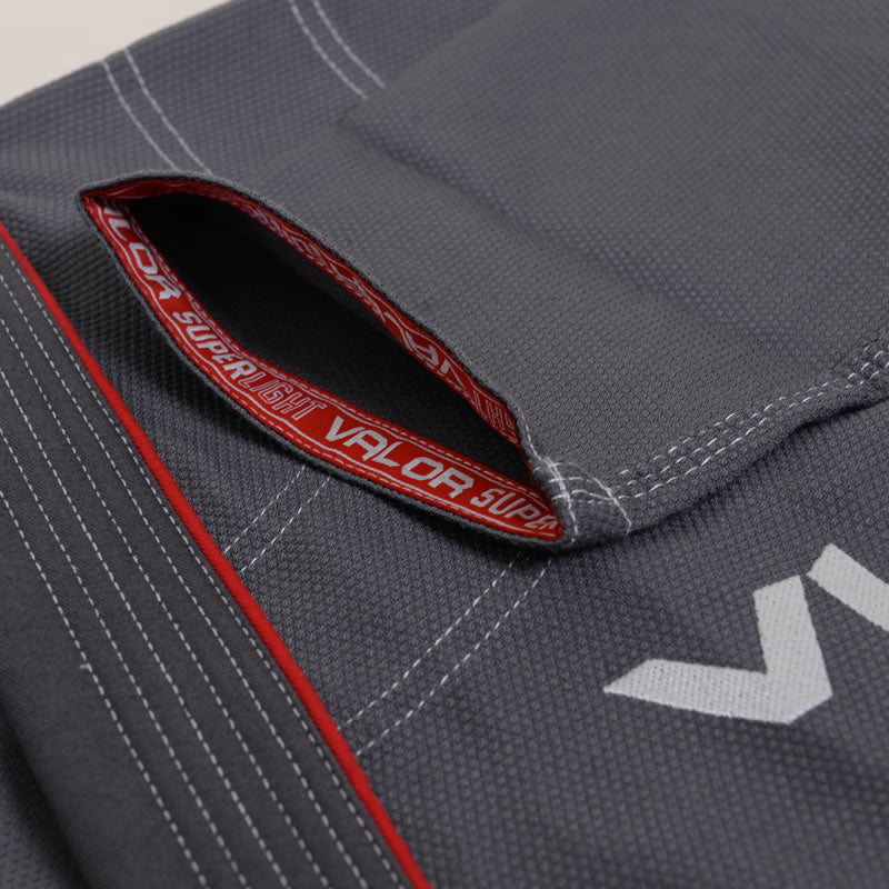 Valor VLR Superlight BJJ GI Grey