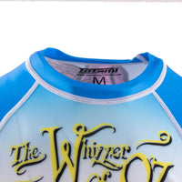 Kids Meerkatsu Whizzer Of Oz Rash Guard