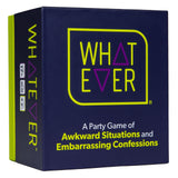Whatever - A Party Game of Awkward Situations and Embarrassing Confessions
