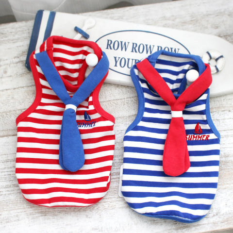 Summer Stripe (Blue)