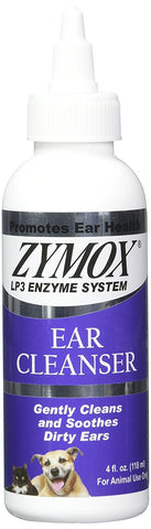 Zymox Ear Cleanser With Bio-Active Enzymes 4 oz