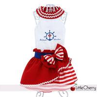 Anchor Lady - Little Cherry