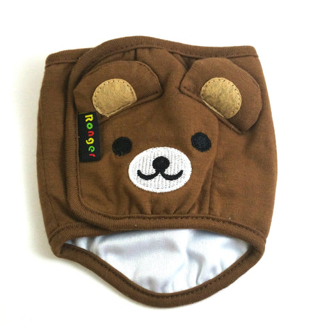 Bear Pet Belly Band