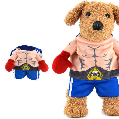 Boxer Pet Costume