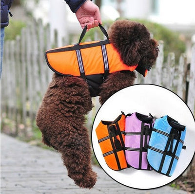 Pet Life Jacket - Little Cherry