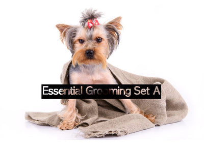 Complete Grooming Set A - Little Cherry