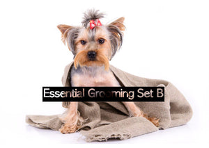 Complete Grooming Set B - Little Cherry