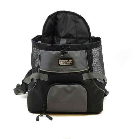 Zippos Front Carrier Black (Medium)