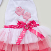 Rose Dress - Little Cherry