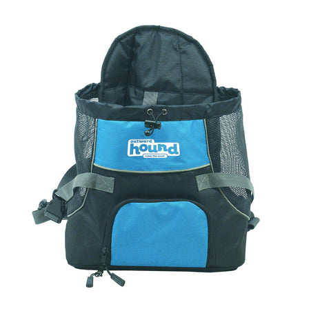 Zippos Front Carrier Blue (Medium)