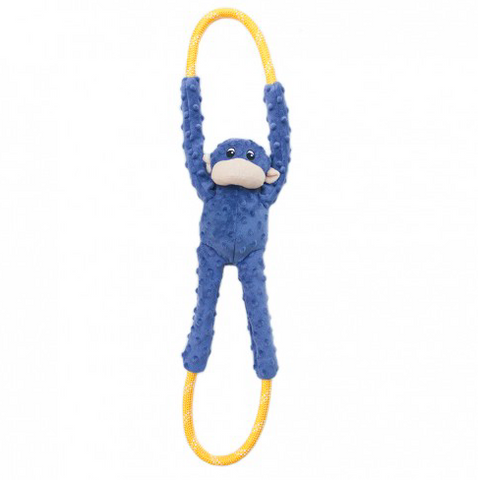 Monkey Rope Tugz in Blue