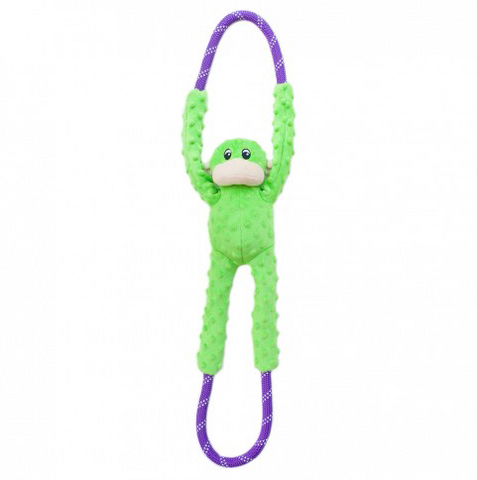 Monkey Rope Tugz in Green