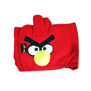 Angry Bird Belly Band - Little Cherry