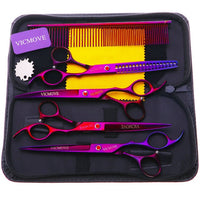 Dog Hair Grooming Set - 7 pieces - Little Cherry