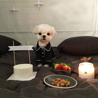 Comfy Sleepover XOXO (for small dogs) - Little Cherry