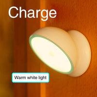 USB Rechargeable Motion Sensor Activated Wall Light - Little Cherry