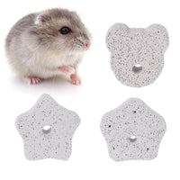 Hamster Teeth Grinding Mineral Stone - Little Cherry