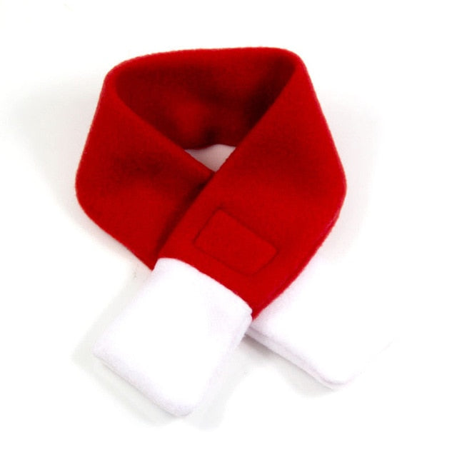 Christmas Cap And Scarf - Little Cherry
