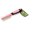 Pet dog grooming stainless steel comb