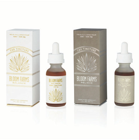 Bloom Farms CBD Oil