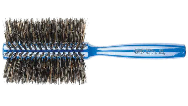 Natural Boar Bristle Round Brush - Jumbo