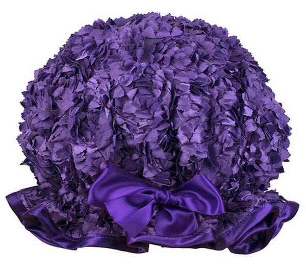 Sugar Plum Shower Cap