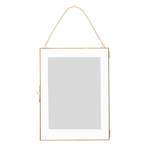 Antique Glass Frame Vertical, Decor, Hübsch - 3LittlePicks