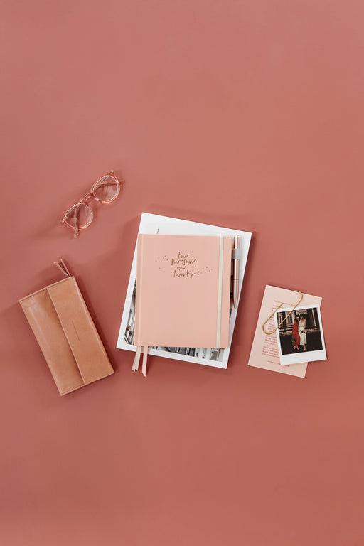 COMING SOON: 2020 Nude Rose Weekly Planner, Stationary, Emma Kate Co. - 3LittlePicks
