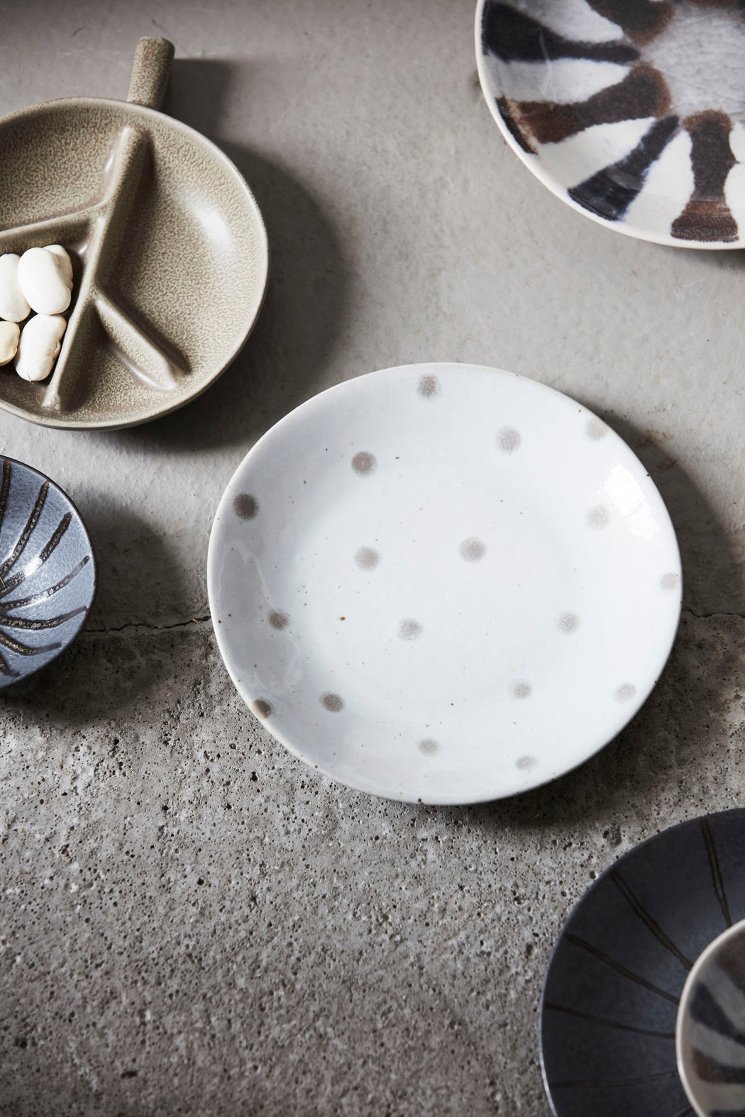 Dotted Plate