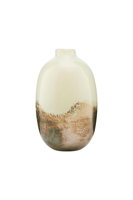 Earth Beige Glass Vase, Decor, House Doctor - 3LittlePicks