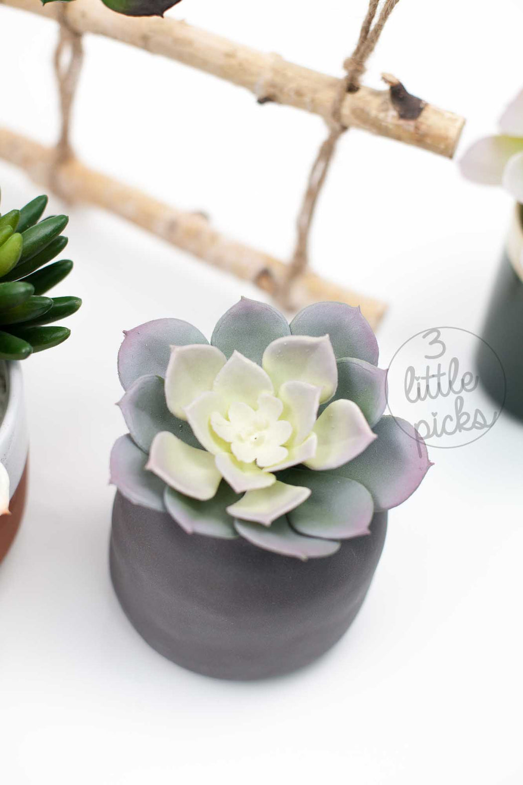 Faux Succulent (Part 1), Decor, 3littlepicks - 3LittlePicks