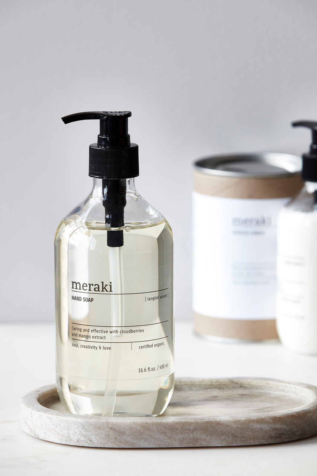 Tangled Woods Hand Wash, Lifestyle, Meraki - 3LittlePicks