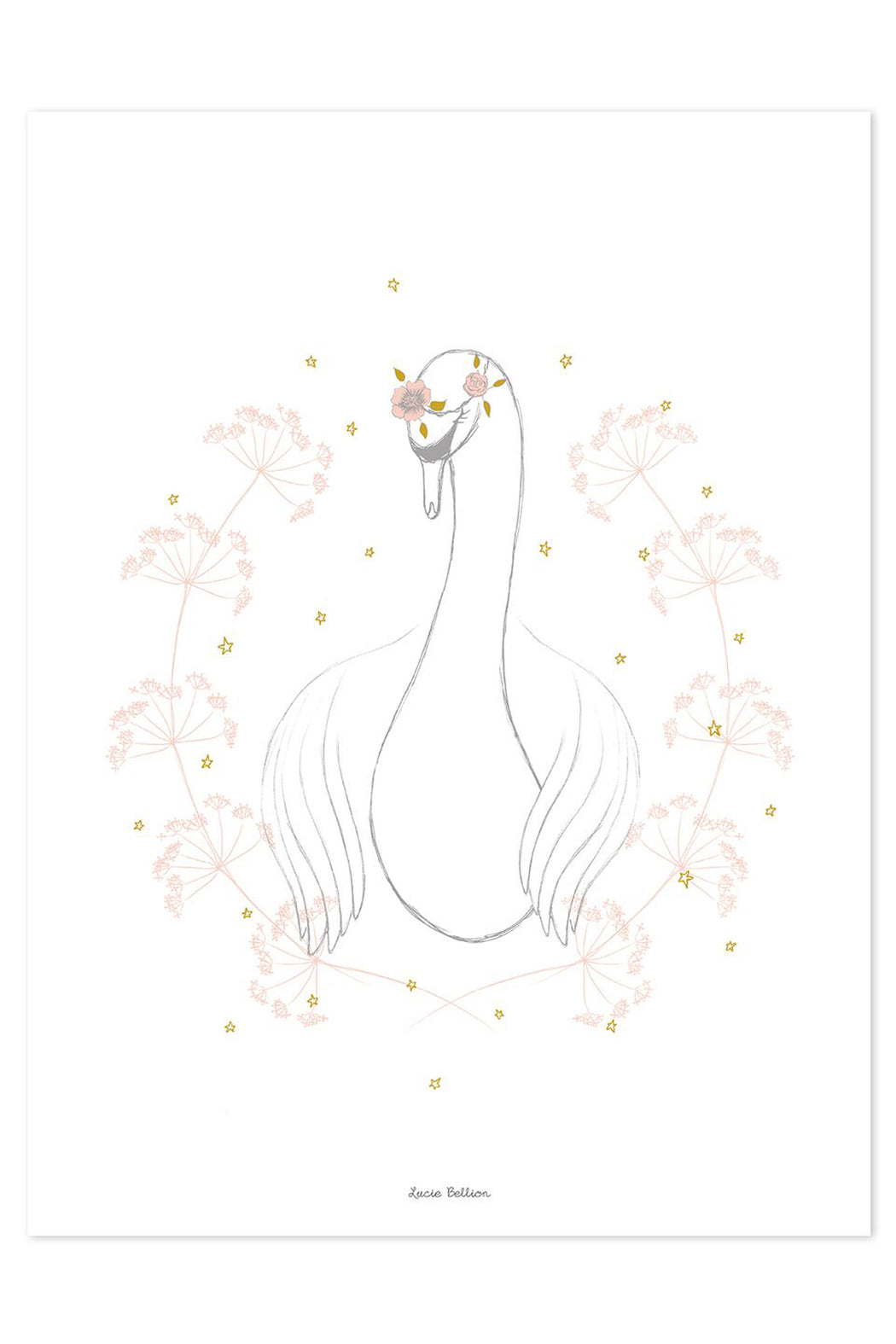 Botany Swan, Decor, Lilipinso - 3LittlePicks